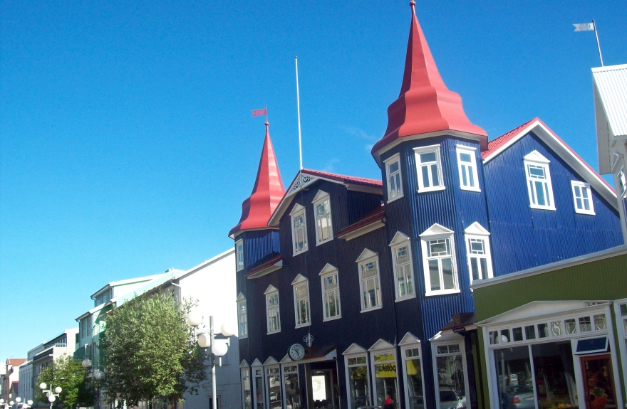 Akureyri Center