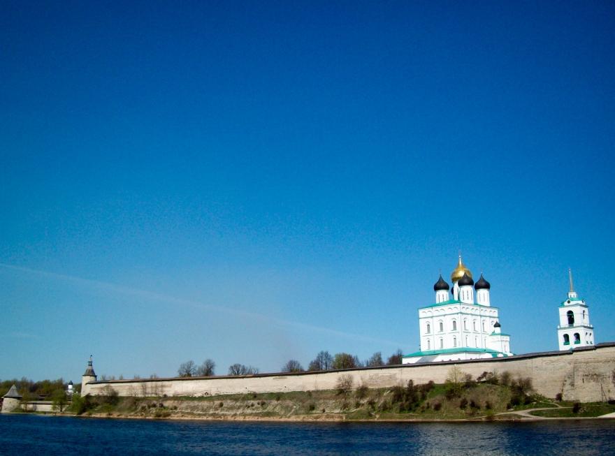 Kremlin in Pskov