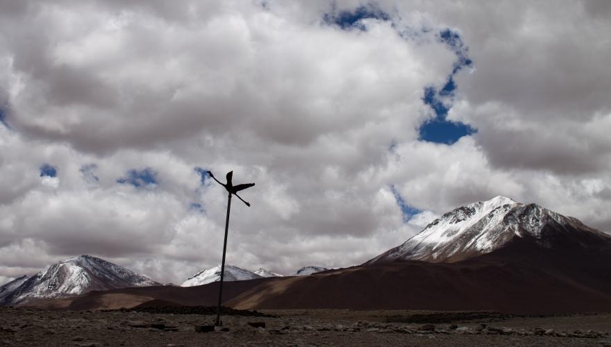 Fly High, SW Bolivia