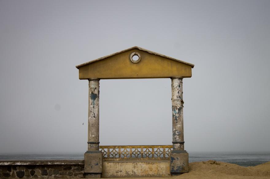 Beach Portal, Huanchaco, Peru