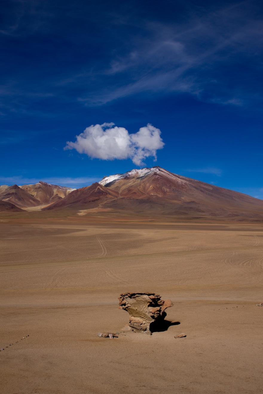 Árbol de Piedra, Bolivia
