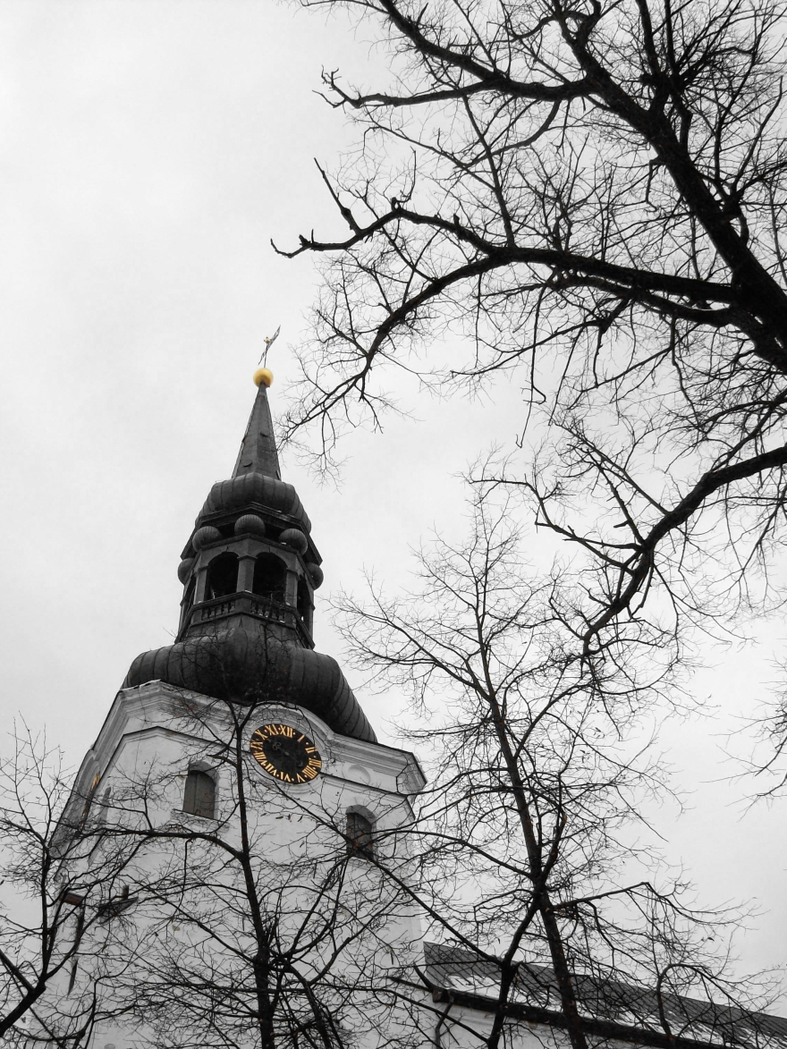 St. Mary's Cathedral, Tallinn