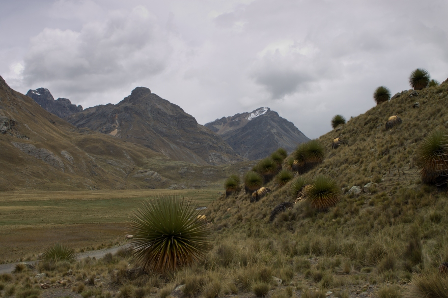 Huascarán National Park, Peru