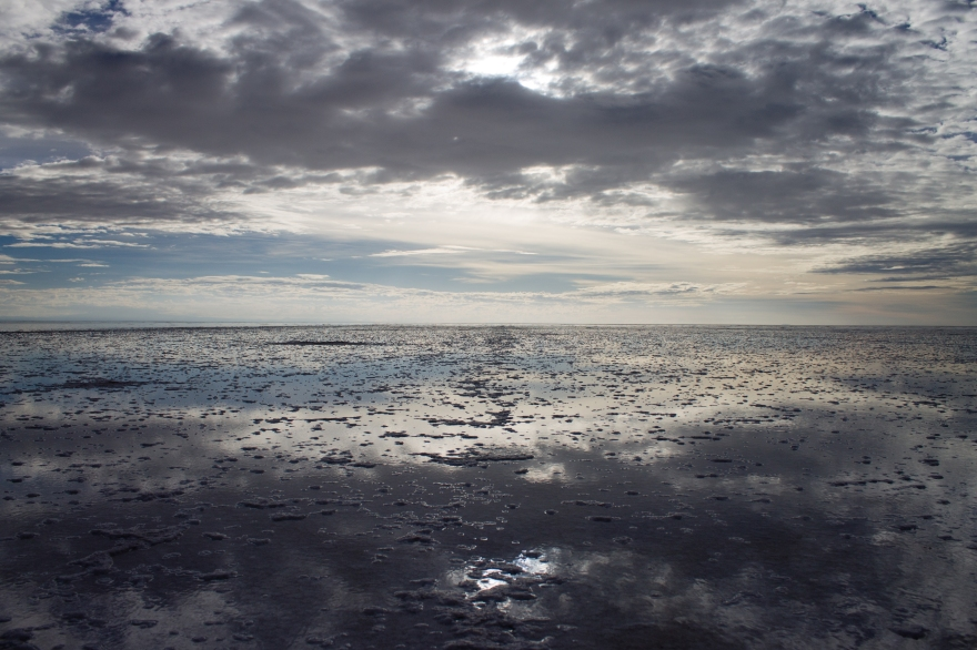 Early Morning Reflection, Salar de Uyuni