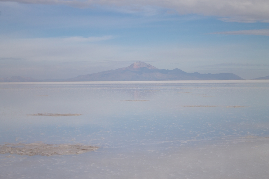 Water, Mountain, Salar de Uyuni