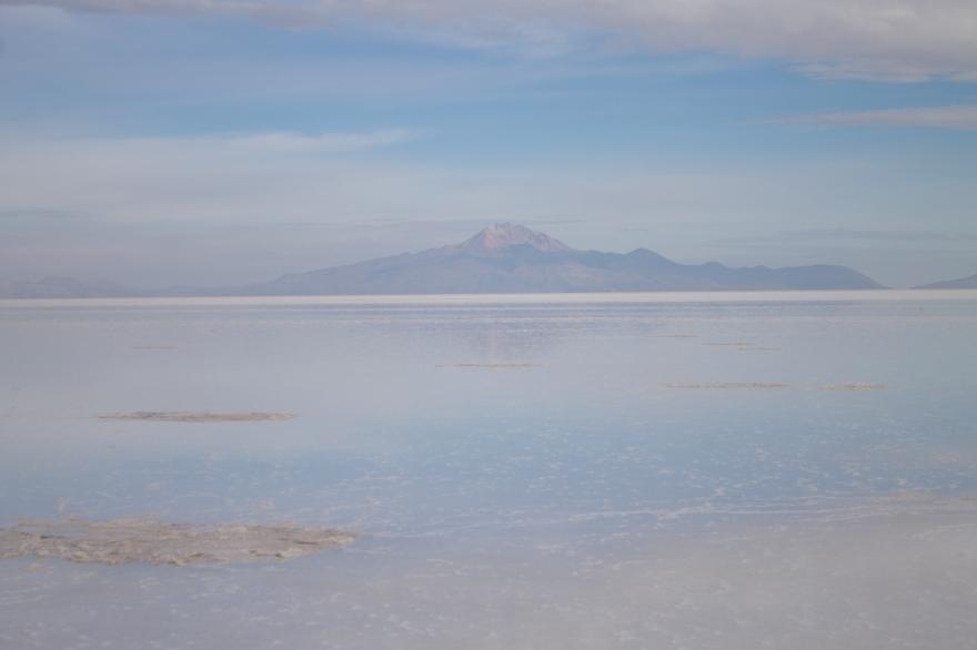 Water, Mountain, Salar de Uyuni