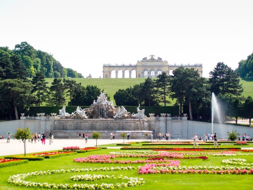 Gloriette, Schönbrunn Palace, Vienna