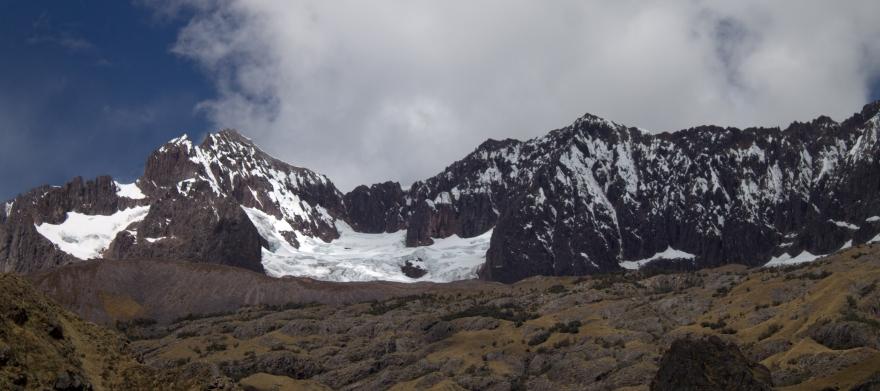 Chicon Glacier, Peru