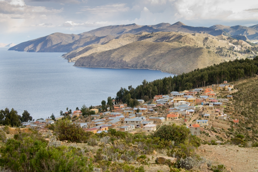 Yumani, Isla del Sol