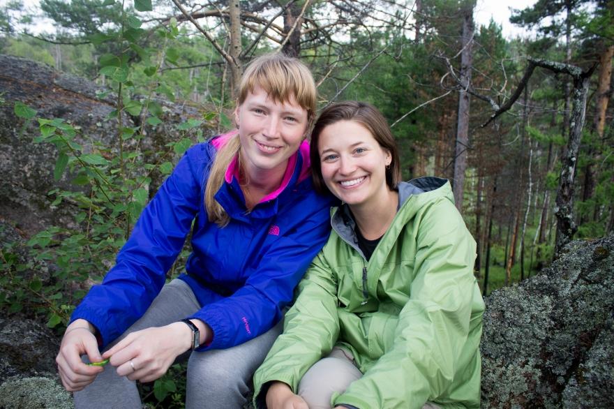Anya & Liza