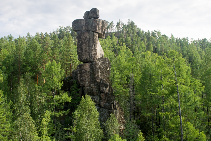 Ogol, Olkhinskoye Plateau
