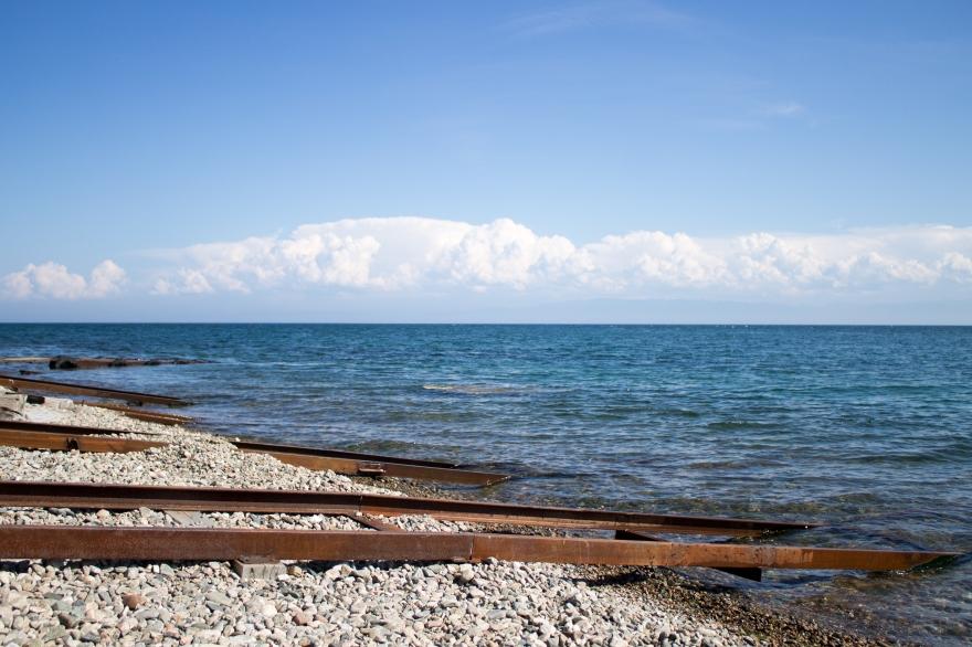To Guide Boats, Lake Baikal