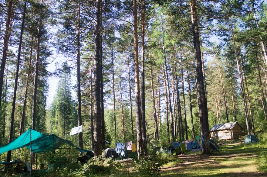GBT Campsite