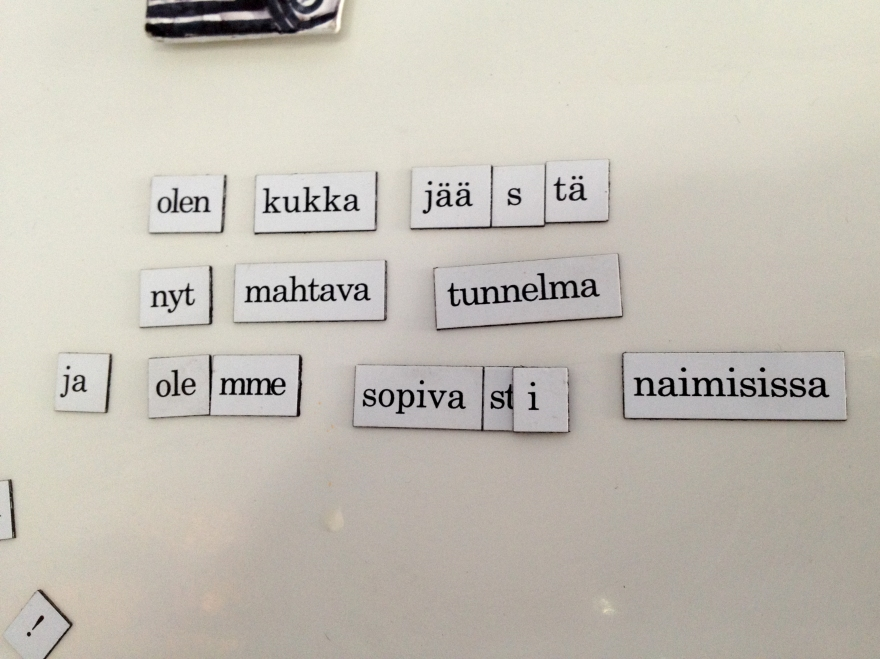 My Finnish Poetry