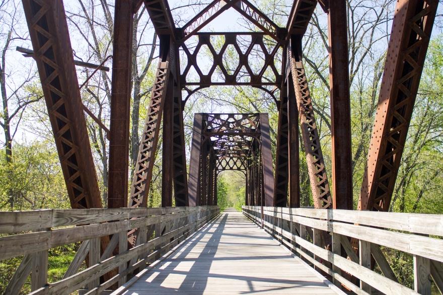 Kokosing Gap Trail Bridge