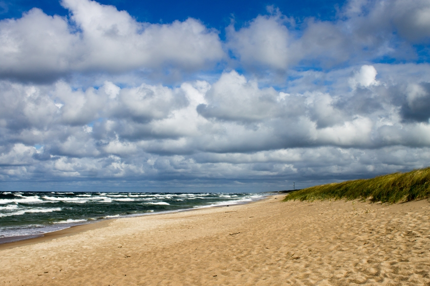 Curonian Spit Shore