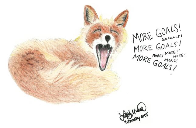 Goals Fox