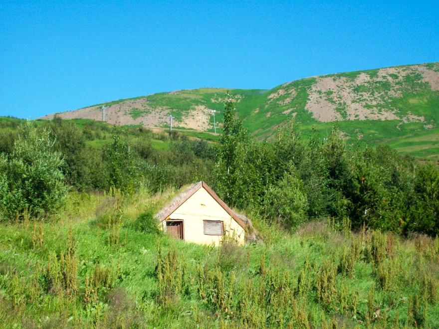 House in Húsavík