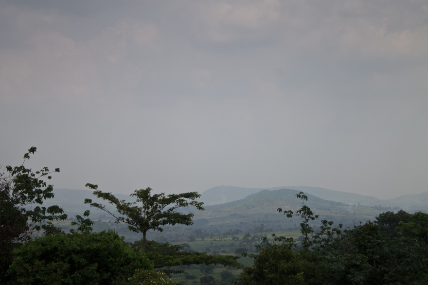 Masindi Hills, Uganda