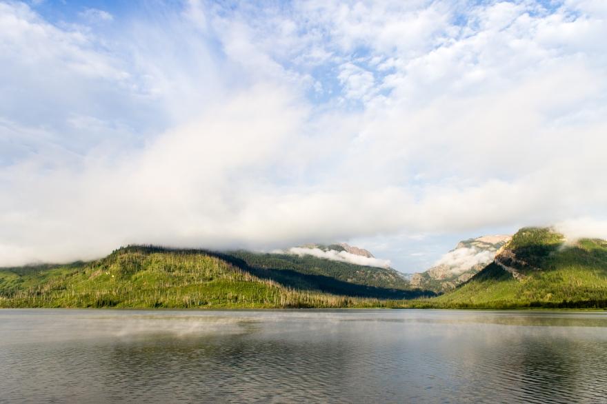Jackson Lake in the Morning