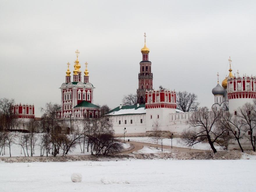 Novodevichy Monastary