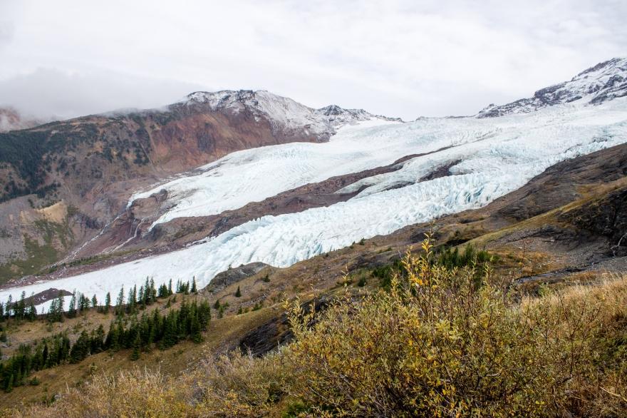 Glacier, Heliotrope Ridge