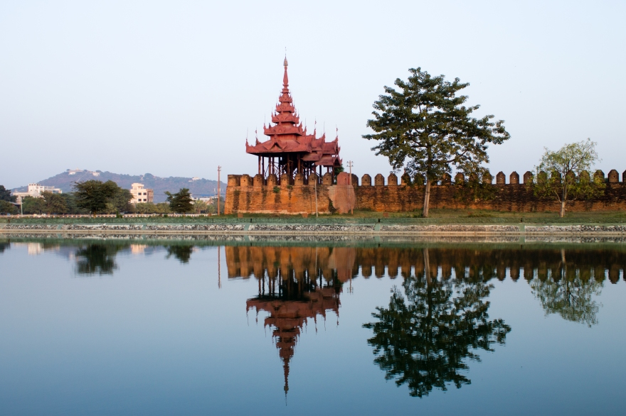 Mandalay Fortress