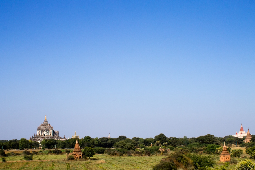Plain of Bagan