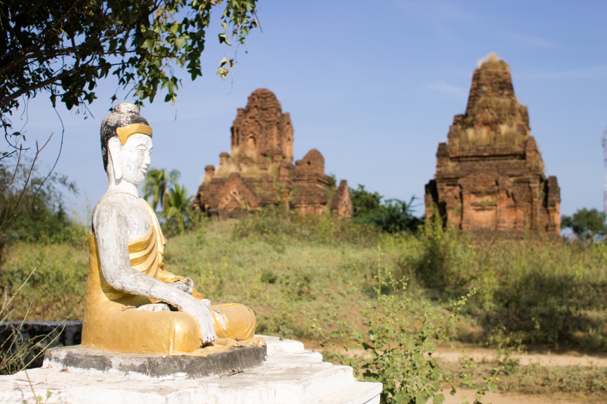 Buddha and Temples, Salay