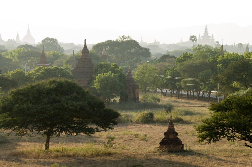 Bagan by Day