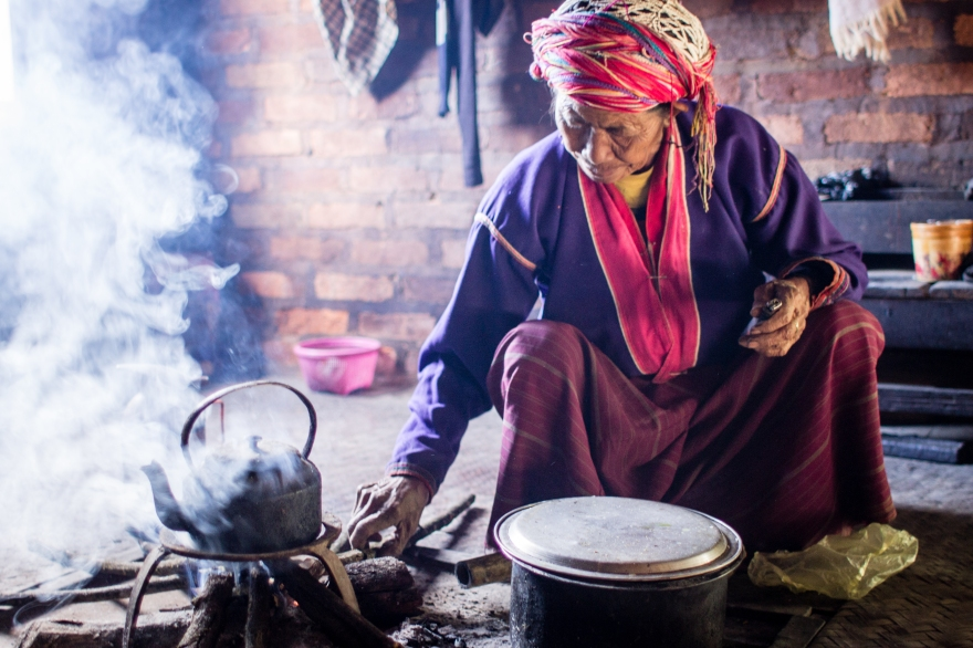 Tea in Yasakyi