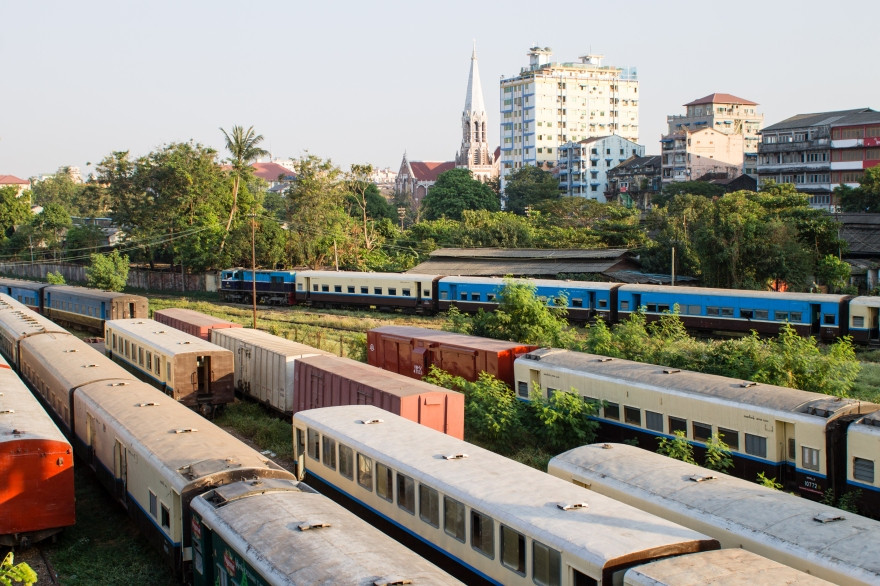 Yangon Trains II