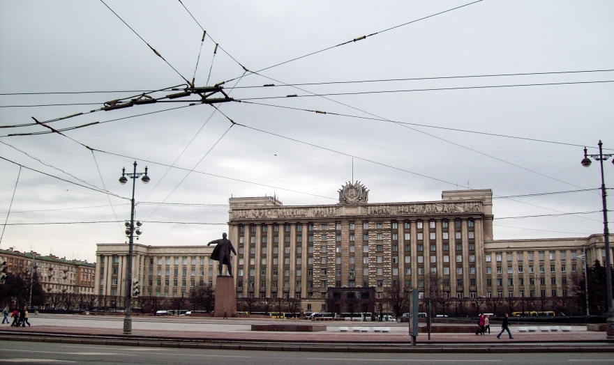 Saint Petersburg House of Soviets