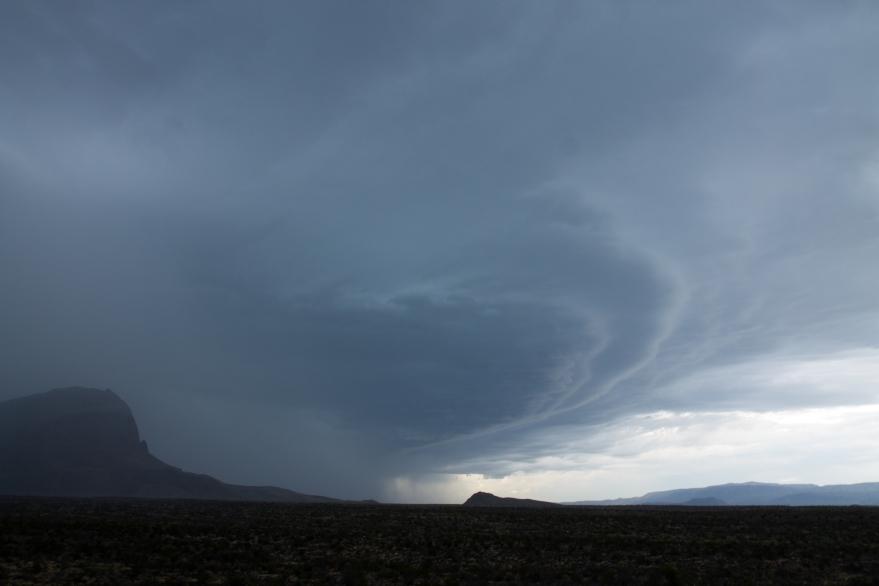 Big Bend Storm