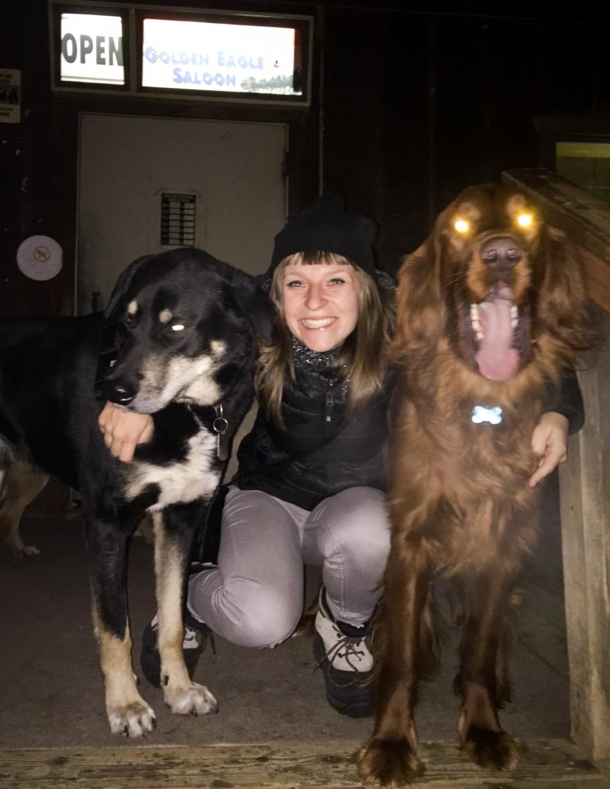 Fairbanks Bar Dogs