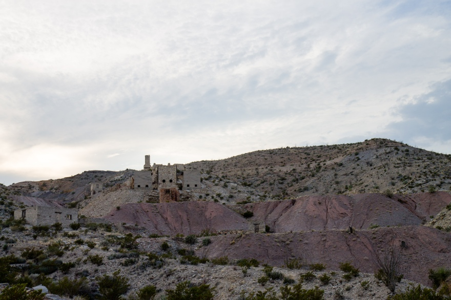 Mariscal Mine, Big Bend