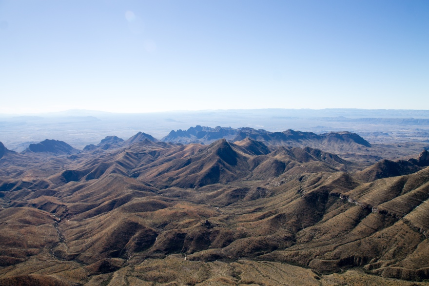 South Rim View