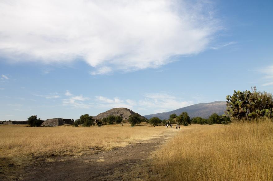 Wandering Teotihuacán
