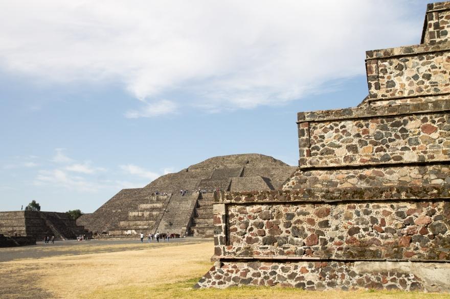 Teotihuacán Pyramids