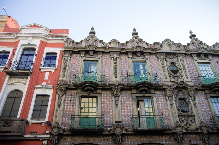 Puebla Buildings