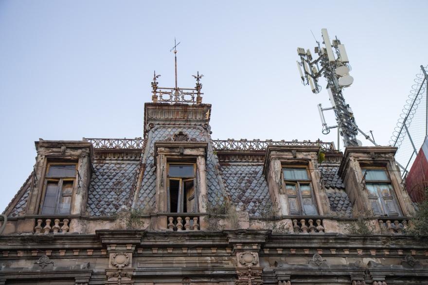Old Puebla Building