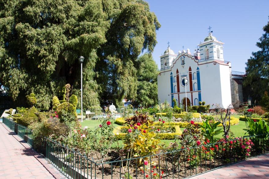 Santa María del Tule Plaza