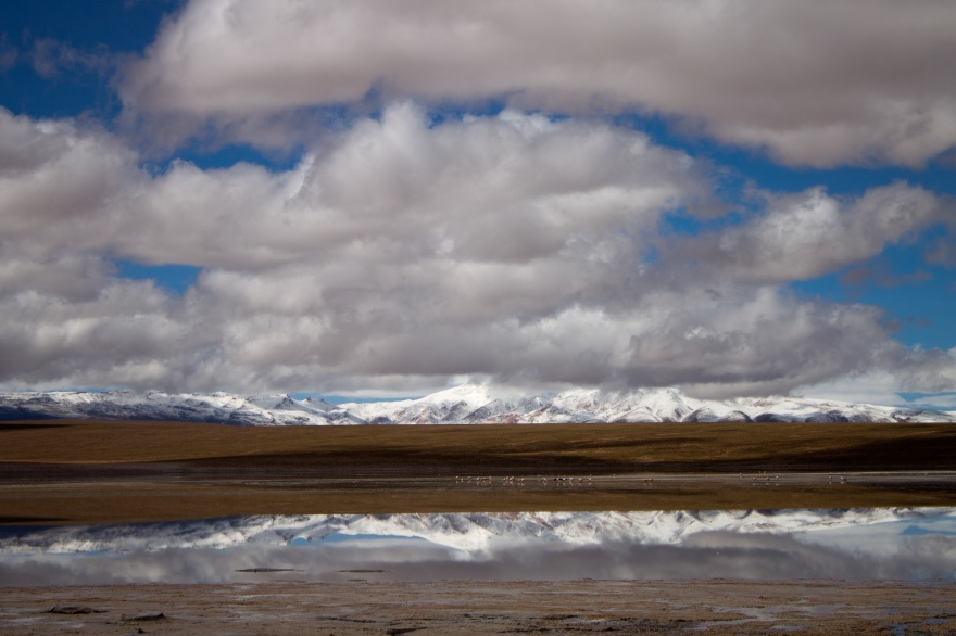 Mirrored Mountains
