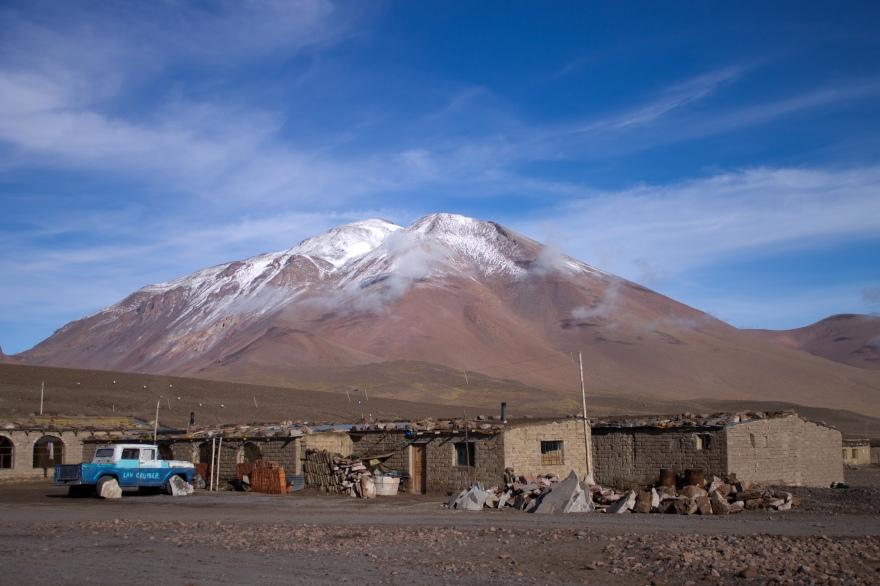 SW Bolivia Settlement