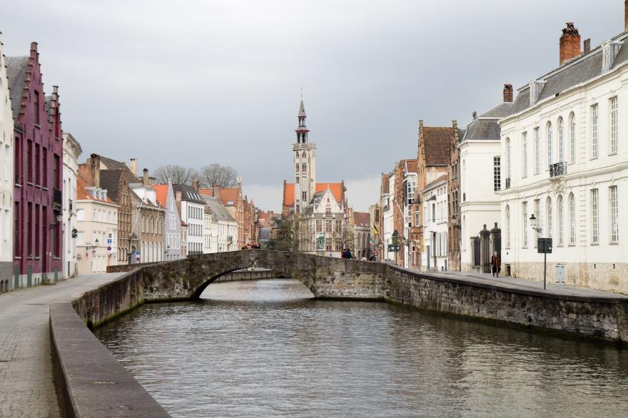 View to Jan van Eyckplein