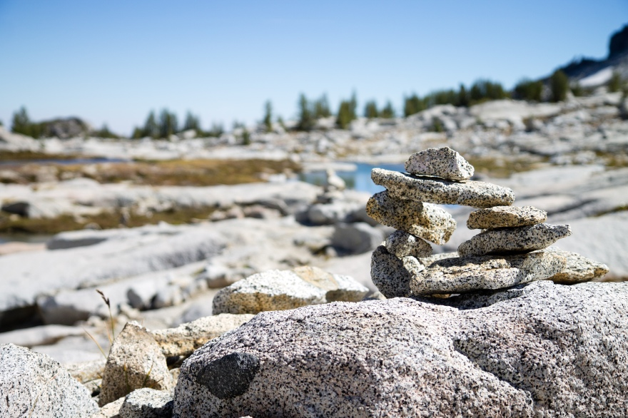 Enchantments Cairn