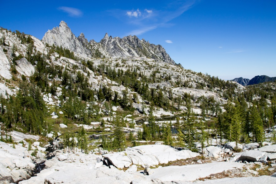 Enchantments Mountains